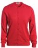 Edwards Ladies' Jewel Neck Fine Gauge Cardigan Sweater