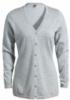 Edwards Ladies' Fine Gauge V-Neck Cardigan Sweater