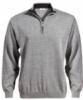 Edwards Unisex Acrylic Quarter Zip Pullover Sweater