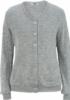 Edwards Ladies' Drop Neck Acrylic Button Cardigan Sweater