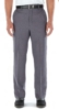 Edwards Men's Polyester Flat Front Pants (Black & Navy)