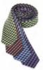 Edwards Collegiate Plaid Tie