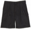 Edwards Men's Microfiber Pleated Front Shorts w/ 9
