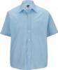 Edwads Ladies' Short Sleeve Broadcloth Performance Shirt