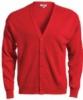 Edwards Unisex Acrylic Button V-Neck Cardigan Sweater