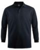 Edwards Unisex Long Sleeve Soft Touch All Cotton Pique Polo Shirt