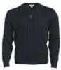 Edwards Unisex Heavyweight Cardigan Sweater