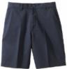 Edwards Men's Flat Front Blended Chino Shorts w/ 11