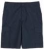 Edwards Men's Flat Front Blended Chino Cargo Shorts w/ 11