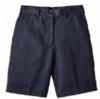 Edwards Men's Utility Chino Flat Front Poly/ Cotton Shorts w/ 11