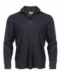 Edwards Unisex Quarter-Zip Sweater