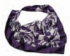Edwards Floral Block Polyester Scarf