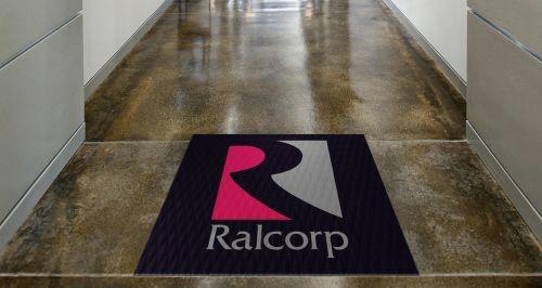 3'x5' Floor Impressions™ Indoor/ Outdoor All-Rubber Logo Mat