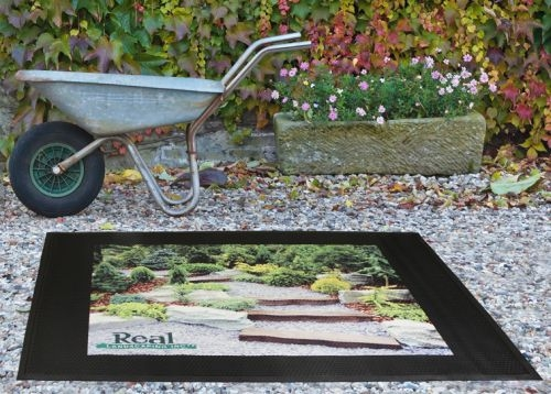 3'x5' SuperScrape™ Impressions Indoor/Outdoor Logo Mat
