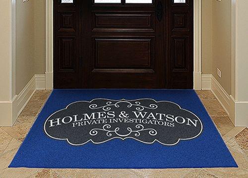 35''x59'' Grand Impressions™ High Definition Premium Carpet Logo Mat