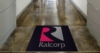 3'x10' Floor Impressions™ Indoor/ Outdoor All-Rubber Logo Mat