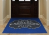 5'x10' Grand Impressions™ HD Premium Carpet Logo Mat