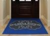 5'x8' Grand Impressions™ High Definition Premium Carpet Logo Mat