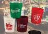 16 Oz. Fluted Stadium Cups