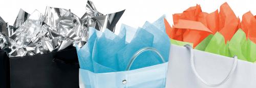 Tissue - Metallic Foil Tissue