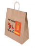 Sealable Paper Shoppers - Eco Knight