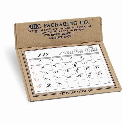 Forest Desk Calendar