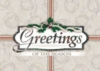 Holiday Present with Greetings Holiday Greeting Card (5