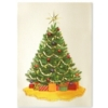 Christmas Tree Holiday Greeting Card (5