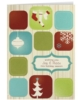 Wishing You Joy & Peace Holiday Greeting Card (5