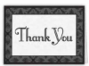 Thank You Everyday Blank Note Card (3 1/2