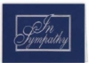 In Sympathy Everyday Blank Note Card (3 1/2