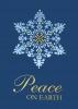 Filagree Snowflake Holiday Greeting Card (5