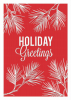 Pine Greetings Holiday Greeting Card (5