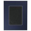 Framed Mat Board Picture Frame (8.5