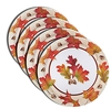 7-Inch Round Paper Plates - Flexographic Printing
