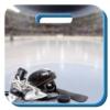 Hockey Seatch Cushion