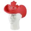 Maple Leaf Cowboy Hat