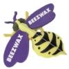 Bee on a Leash