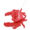 Crab Toy on a leash