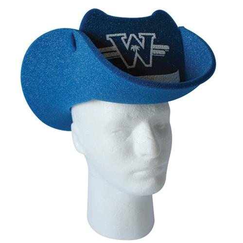 Cowboy Hat Pop-up Visor