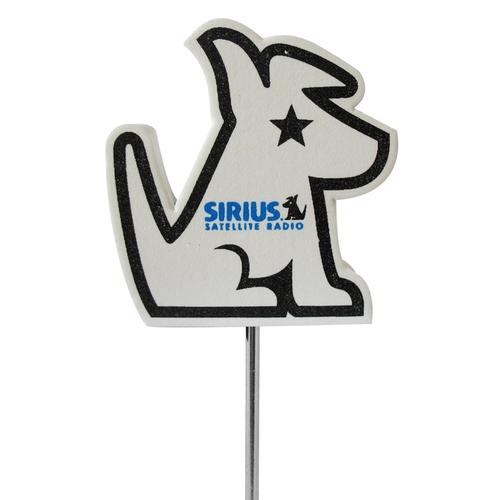 Sirius Dog Pen/Antenna Topper