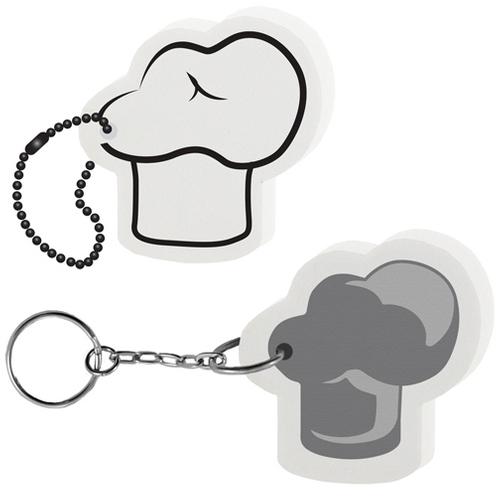 Chef Hat Key Tag