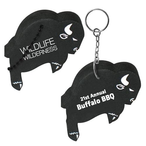 Buffalo Key Tag