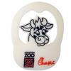 Cow Head Pop-Up Foam Visor