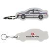 Car Floating Key Tag