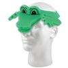 Alligator Foam Visor