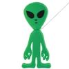 Alien on a Leash
