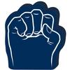 Foam Fist Hand
