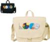 eGreen Canvas Messenger Bag - CLOSEOUT