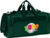 Promotional Travel Bag w/ U Zippered Mouth